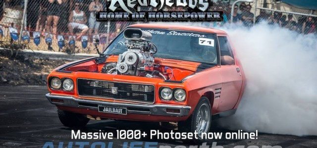 Our massive photoset of over 1000 photos from the annual Narrogin revheads is now online this year we covered the event under the autolifeperth.com name … click here to […]